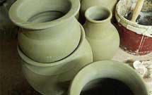 Vasi di argilla