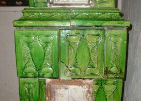 Restauro completo di vecchie stufe a ole - StufArte.it la passione per le stufe tradizionali trentine